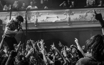 Foals @ The Town Hall – Night 1
