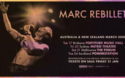 Marc Rebillet announces NZ & AUS dates!