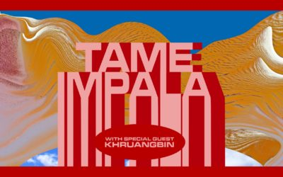 Tame Impala are heading to NZ!
