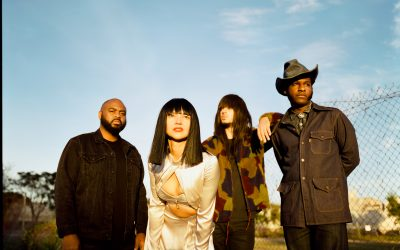 Khruangbin to support Tame Impala!