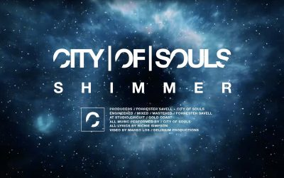 City of Souls – new single and playing a city near you!