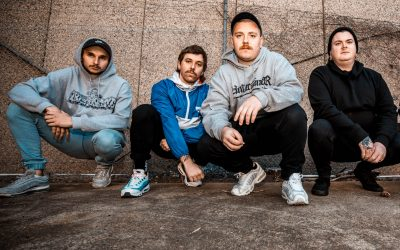 Honest Crooks release new single 'No Rest' and announce signing to EVP recordings.