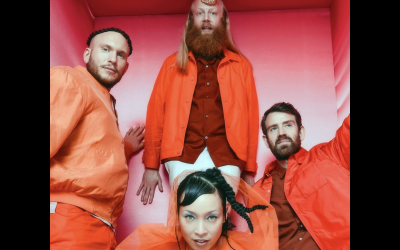 Album Review: Little Dragon – New Me, Same us.