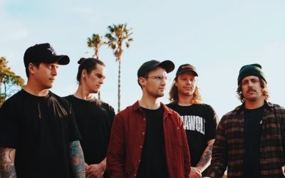 FULL BLOOM have released their new EP 'Black Lung'!