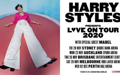 Harry Styles is heading to Australia and NZ this November!