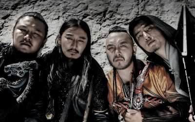 The Hu release video for 'Wolf Totem' Ft. Jacobs Shaddix of Papa Roach!