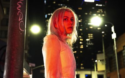 Phoebe Bridgers announces new album 'Punisher'!