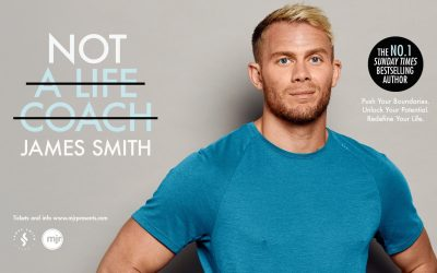 James Smith is heading to NZ to motivate you for 2021!