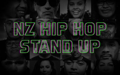 RNZ'S 'NZ HIP HOP STAND UP' IS OUT NOW!