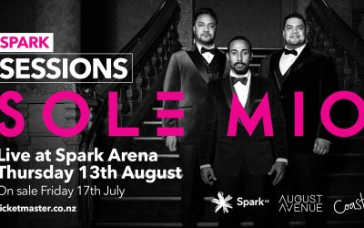 Sol3 Mio live at Spark Arena – Spark Sessions!