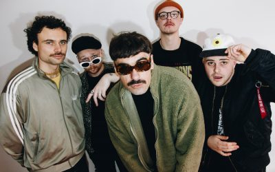 Summer Thieves release new EP – Bandaids & Lipstick!