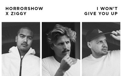Ziggy Alberts reveals collaboration with Horrorshow – I Won't Give You Up EP!
