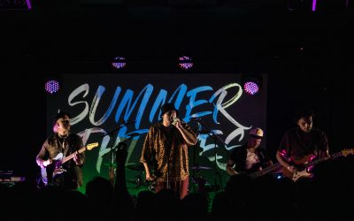 SUMMER THIEVES @ THE TUNING FORK – SOLD OUT!