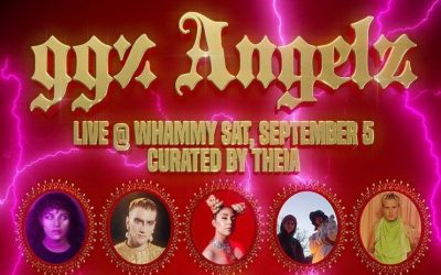 Theia curates 99% Angelz line-up, celebrating Aotearoa's 'stars of the underground'!