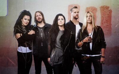 Evanescence And Rock's Top Women Champion Empowerment With New Single 'Use My Voice'!