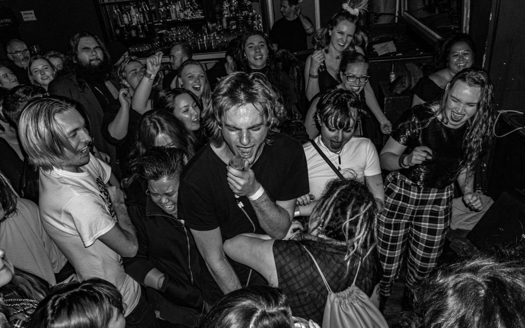 Photo Gallery: Pale Flag, Crooked Royal, Downfall of Humanity, Glass Throne & Melanie @ Dead Witch