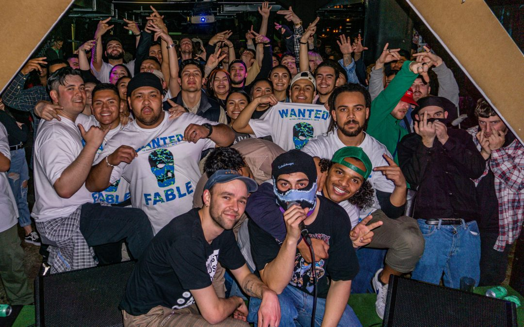 PHOTO GALLERY: FABLE – 'A PLACE CALLED HOME' RELEASE SHOW @ NECK OF THE WOODS!