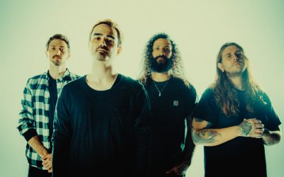LIKE MOTHS TO FLAMES ANNOUNCE NEW ALBUM 'NO ETERNITY IN GOLD'!