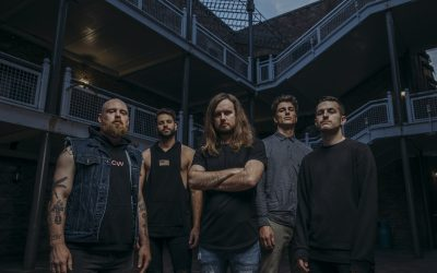 Fit For A King release new single & video – 'Locked (in my head)'!