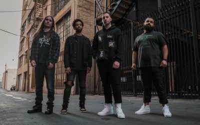 VOLUMES release new single & video – WEIGHTED!