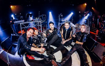 Crossfaith Reveal Livestream Video of 'Endorphin'!