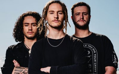Alien Weaponry to finally bring their live show home!