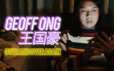 Geoff Ong releases a new track we can all probably relate to – Over and over Again!