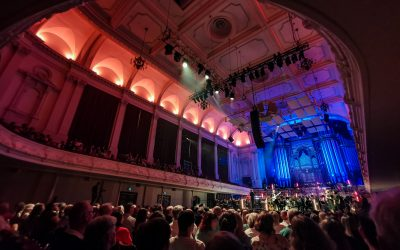 LOUIS BAKER + AUCKLAND PHILHARMONIC ORCHESTRA @ THE TOWN HALL